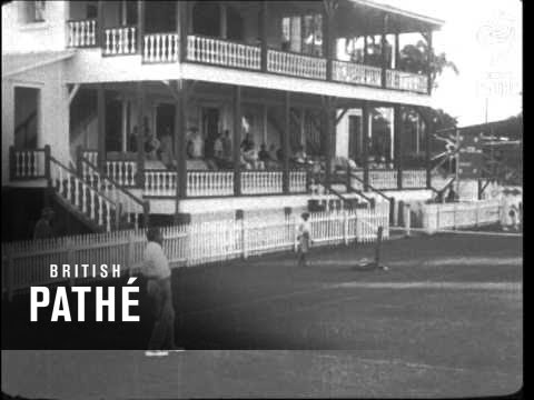 British Guiana - The Country And Its Industries Reel 1 (1924)