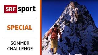 Alle 4000er Der Alpen – Ueli Steck | Special   Best Of Sommer Challenge | Srf Sport