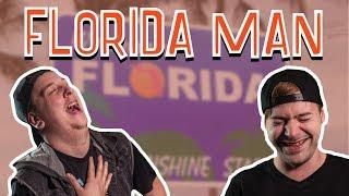 Insane Florida Man Headlines!