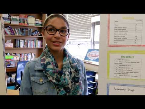MCW researchers mentor Wauwatosa STEM students for science fair