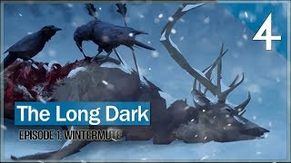 Волчий фарш ● The Long Dark: Episode 1 - Wintermute