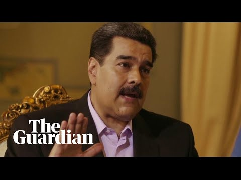 Venezuela's Maduro 'leaves voicemail' for rival Guaidó