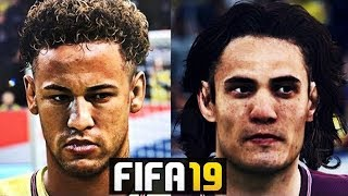 FIFA 19 - PSG NOVAS FACES EXCLUSIVAS CONFIRMADAS!!! (ps3-360-pc-ps4-one)