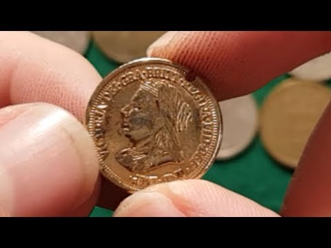A Few Mysteries!!! Worldwide Coin Hunt #12