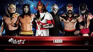 今年も始まりました!【やれんのか!WWE2K18】大晦日イベント!是非、最後の試合までお付き合いください! この試合に勝った者が次期IWGPJrヘビー...