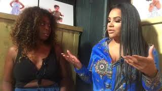 Linda E Interviews Lateysha Grace