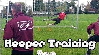 !! Keeper Training !! - Augsburger Torwartschule