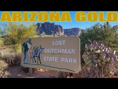 Lost Dutchman State Park | Camping and RV Parks in Arizona | Full Time RV Travel