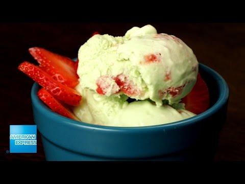 Avocado Strawberry Ice Cream | Epic Everyday | American Express