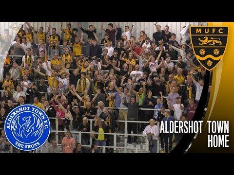 Maidstone United Vs Aldershot Town (15/08/17)