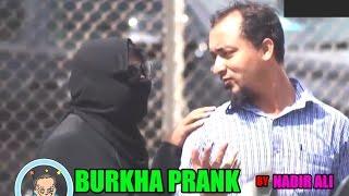 Burkha Prank by Nadir Ali - #P4Pakao