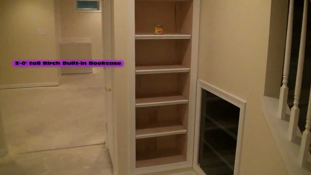 Built Ins Under Basement Steps More Ideas