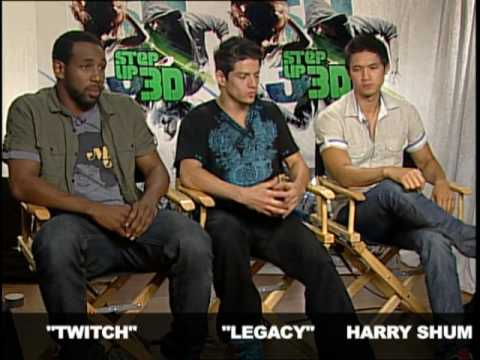 'Step Up 3D' Interview: What's with all the 'battling'?