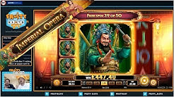 IMPERIAL OPERA BIG WIN!! 60 Free Spins! ( Online Slots )