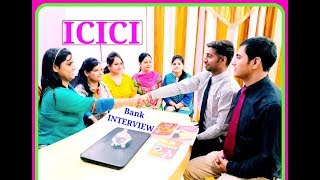 ICICI Bank Interview in Hindi