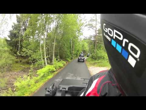 ATV Trip to Hvaler 16 june 2012.mov
