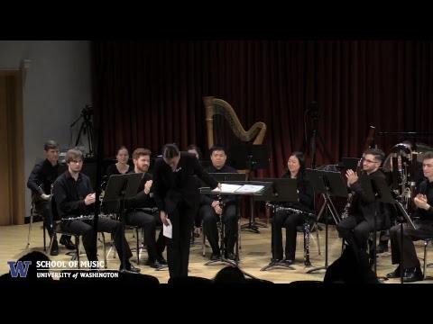 Shayna Stahl- DMA Conducting Recital