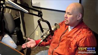 Fat Joe Joins The Morning Heat To Talk About Remy Ma, Biggie, DJ Khaled And Of Course, Sneakers