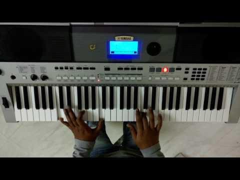 Baahubali 2 - Dandaalayyaa Piano cover