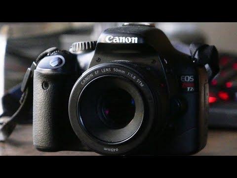 Canon EOS Rebel T2i in 2019