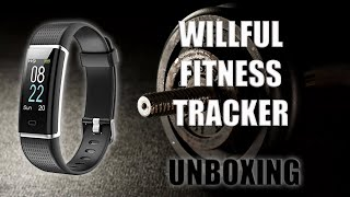 Willful Orologio Fitness Tracker - Unboxing