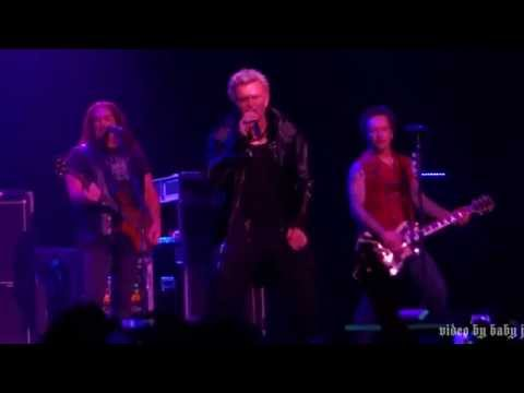Billy IdolDANCING WITH MYSELFGeneration X @ The Fox Theater, Oakland, February 15, 2015Punk