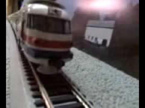 Jouef HO scale Amtrak RTG Turboliner