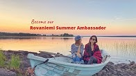 cheap for discount 4c3e4 ed923 Become our Rovaniemi Summer Ambassador 2019 in Lapland, Finland - Duration   61 seconds.