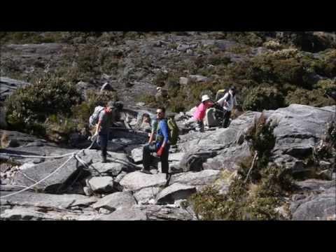 Mt Kinabalu 2014