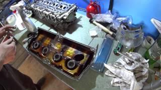 Сравнение очистителей двигателя. Ч2