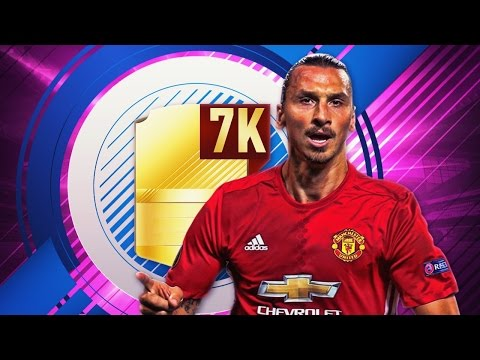 FIFA 17 | TRADEO 7K POR CARTA!! BRUTAL!!