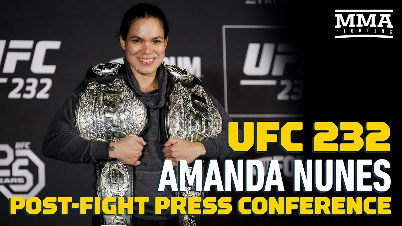 ufc-232-amanda-nunes-post-fight-press-conference-mma-fighting