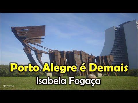 Isabela Fogaça - Porto Alegre é Demais - FHD - MPB - 051