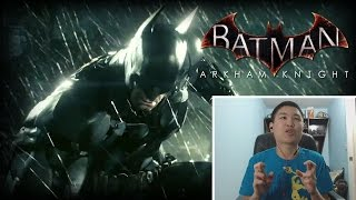 Batman Arkham Knight - Ace Chemicals Infiltration Trailer Part 2! [unCAGEDgamez Reaction]