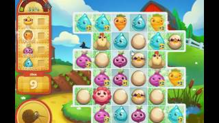 Farm Heroes Saga Level 1354 1 Star with Bosters