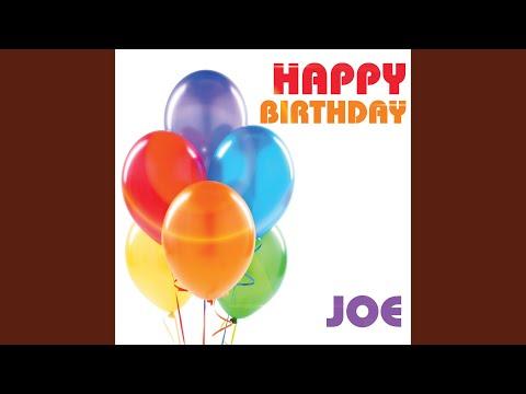 Happy Birthday Joe (Single)