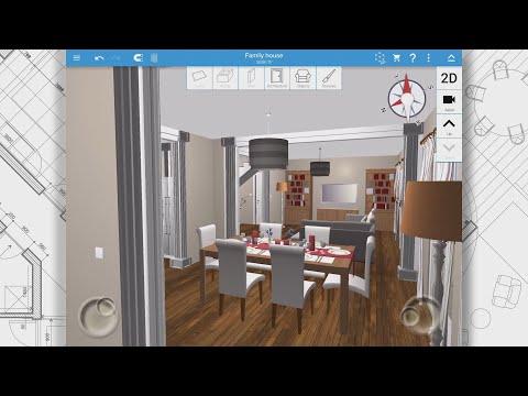 Discover Home Design 3D - TRAILER