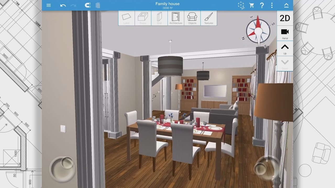 Discover Home Design 3D - TRAILER - YouTube