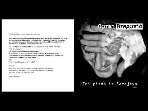 "Goran Bregović ft. Asaf Avidan - Baila Leila - new album ""Three Letters from Sarajevo"""