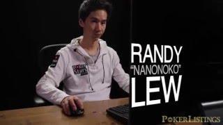 """Randy """"nanonoko"""" Lew"""