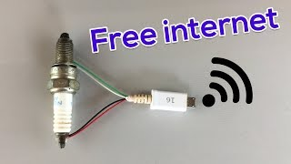 New Free internet Without Sim Card  - New ideas 100% Work 2019