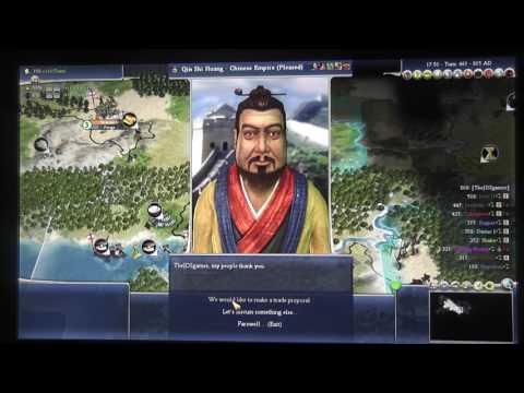 Civilization 4 (1) - Part 6 - Ready to explore ocean