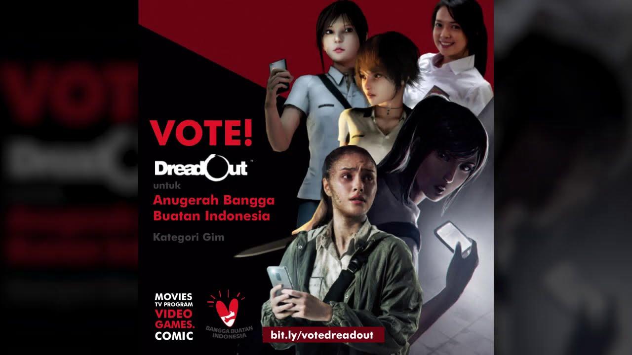 Nominasi Anugerah Bangga Buatan Indonesia (DreadOut)
