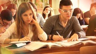 Урок математики. 11В класс. ВЫПУСКНИКИ 2015. Москва. SEMENViDEO.