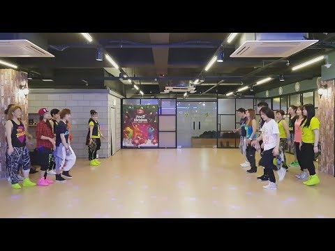 AstrA - Turn Me On Fuego ft. Kevin Lyttle & Costi  Cortes Entertainment. Zumba. Choreo by Shindong