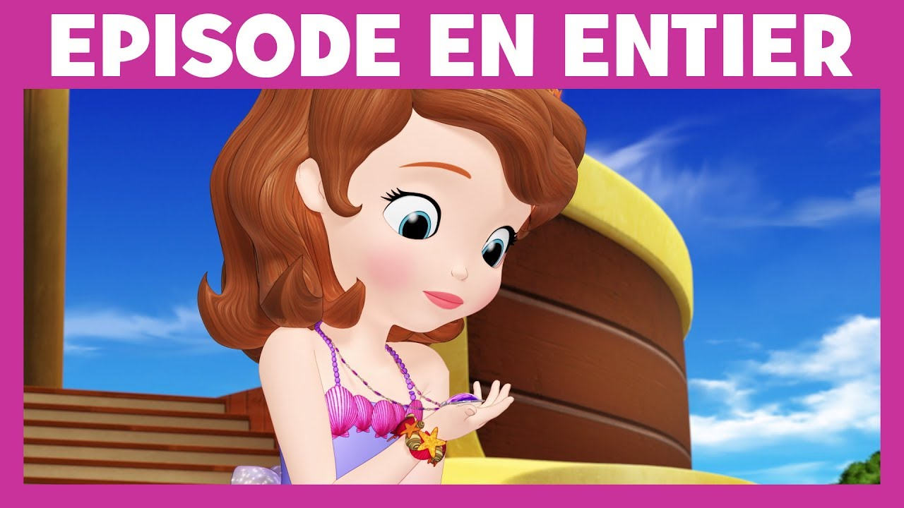 Moment Magique Disney Junior - Princesse Sofia : Au royaume des sirènes
