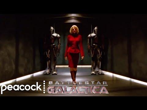 Battlestar Galactica   Opening Scene