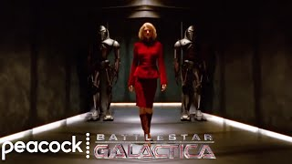 Battlestar Galactica | Opening Scene