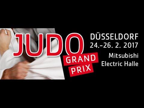 Judo Grandprix 2017 Düsseldorf