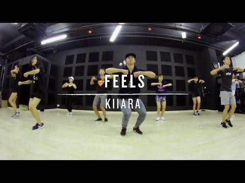 Feels (Kiiara) | Edmund Choreography